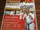 Trening kumite w sądeckiej sekcji Karate Kyokushin