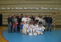 Turniej Karate w Nowym Sączu