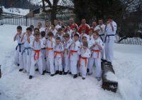 Ferie z kyokushin w Limanowskim Klubie Kyokushin Karate