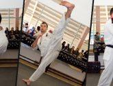 Otwarcie Klubu Fitness – pokaz Karate Kyokushin