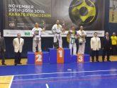 3 medale limanowian na Pucharze Europy!