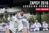 Łososina Górna – ZAPISY 2016 – Karate Kyokushin