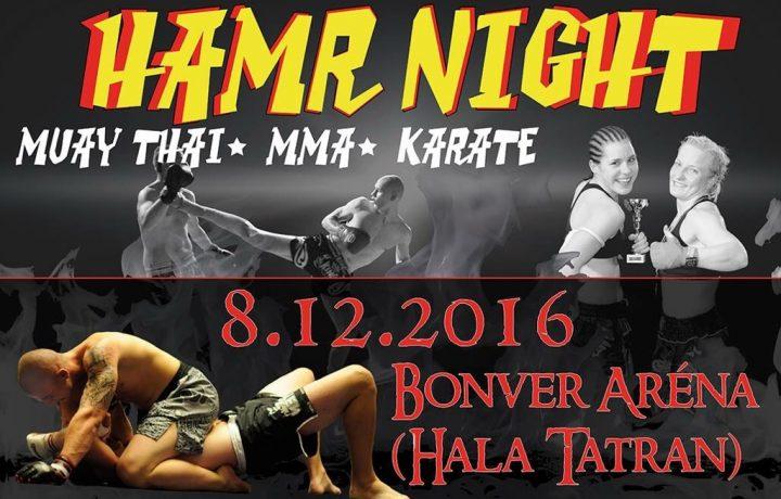Hamr Night z udziałem naszych zawodników