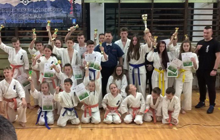 21 medali zdobyliśmy w sercu Tatr – 7 złotych, 7 srebrnych i 7 brązowych, a także II miejsce drużynowo!