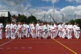 Pokaz Karate Kyokushin podczas pikniku przy ZSS nr 4 w Limanowej!