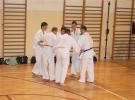 Trening grupy starszej