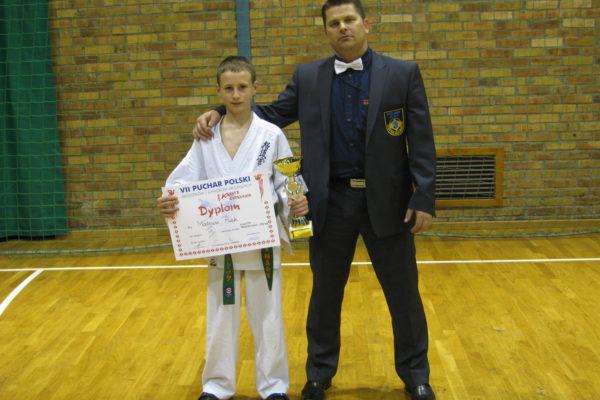 Mateusz Puch brązowym medalistą Pucharu Polski Młodzików i Juniorów Młodszych