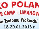 Shihan Tsutomu Wakiuchi w Limanowej – Winter Camp 2013