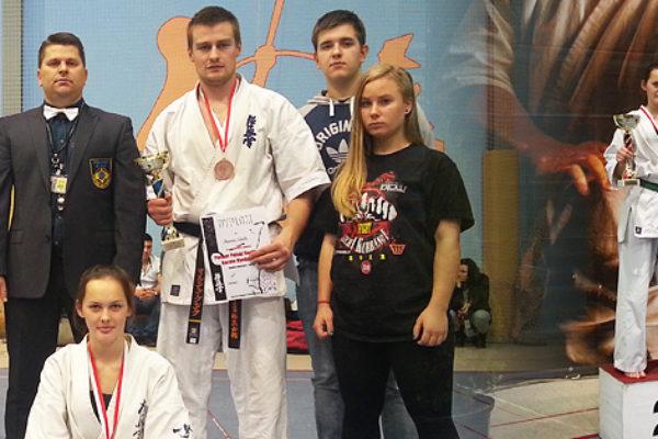 3 medale oraz 6 miejsce drużynowo na Pucharze Polski