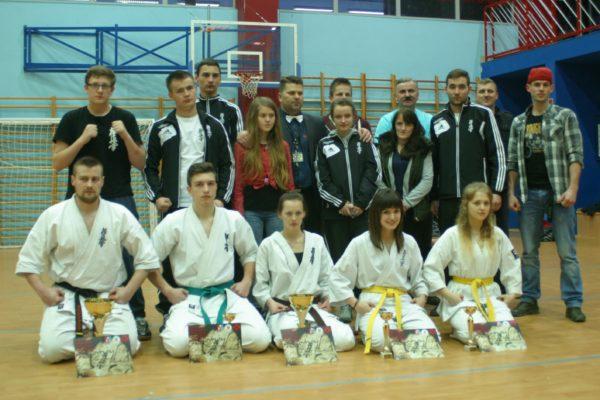 6 medali na Mistrzostwach Polski Południowej!