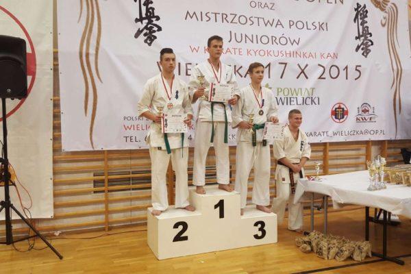 Kamil Uryga Vice-Mistrzem Polski Juniorów!