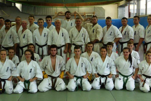 Zgrupowanie Kadry Narodowej IKO w Zakopanem