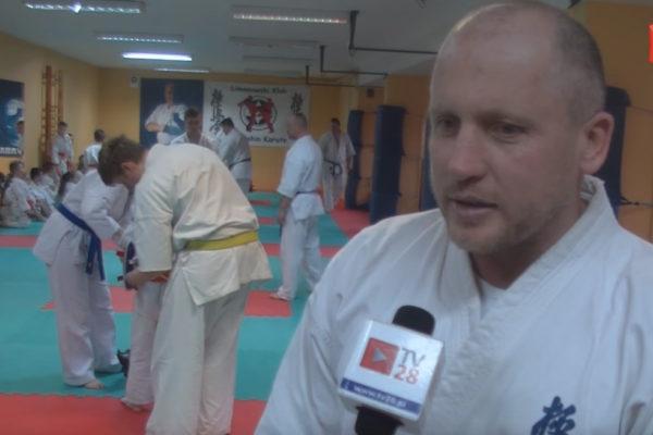 Wspólny trening z podopiecznymi Mistrza Świata sensei Piotra Sawickiego z Białegostoku