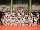 18 medali na Grand Prix Beskidów oraz III miejsce drużynowo dla limanowskich karateków!