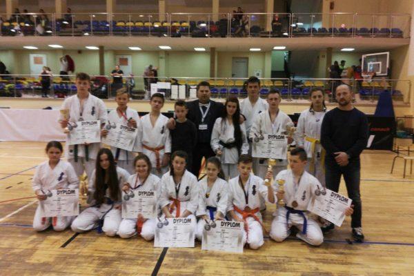 8 medali dla Goliński Team w Mistrzostwach Polski Południowej!