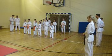 Pokaz Karate Kyokushin w Starej Wsi
