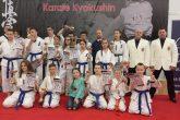 16 medali na II Grand Prix Polski Kyokushin Karate IKO Nakamura w Kielcach oraz 1 miejsce drużynowo dla Goliński Team!