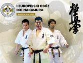 Już niebawem I Europejski Obóz IKO Nakamura