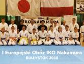 5 nowych danów w Limanowej! Udany udział w I Europejskim Obozie IKO Nakamura w Białymstoku!