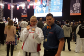Sensei Justyna Woźniak – pierwsza limanowianka ze stopniem mistrzowskim 1 dan
