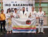 4 zawodników i 5 medali na Ogólnopolskim Turnieju Karate Kyokushin IKO Nakamura w Białymstoku!