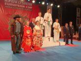 Mateusz Pławecki srebrnym medalistą Pucharu Europy Kyokushin Karate WKB w Warszawie!