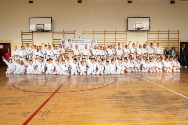 Podsumowanie 2018 roku w Limanowskim Klubie Kyokushin Karate Goliński Team!