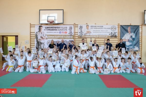 II Limanowska Liga Junior Classic Karate IKO Nakamura – za nami!