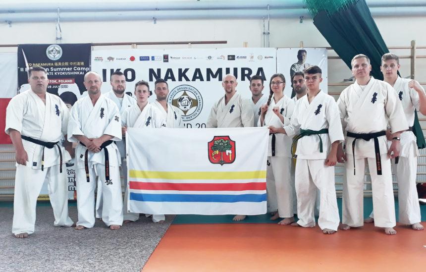 II Europejski Letni Obóz IKO Nakamura Białystok 2019 za nami – fotorelacja!