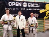 3 medale na I.K.O.N. Fighters Cup 2019 w Białymstoku!