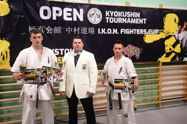 3 medale na I.K.O.N. Fighters Cup 2019 w Białymstoku!