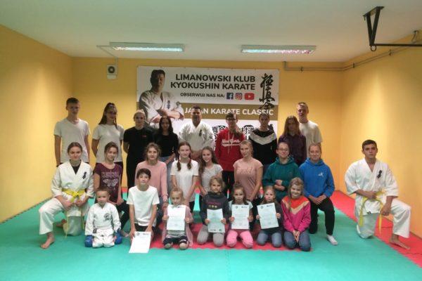 Szkolenie dla wychowanków rodzin zastępczych w ramach współpracy z PCPR w Limanowej
