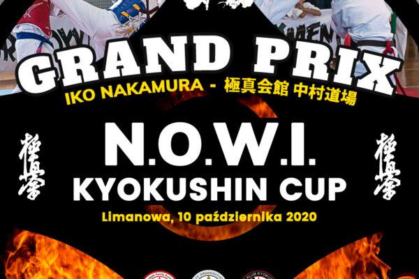 "Grand Prix IKO Nakamura ""N.O.W.I."" Kyokushin Cup – Limanowa 2020"
