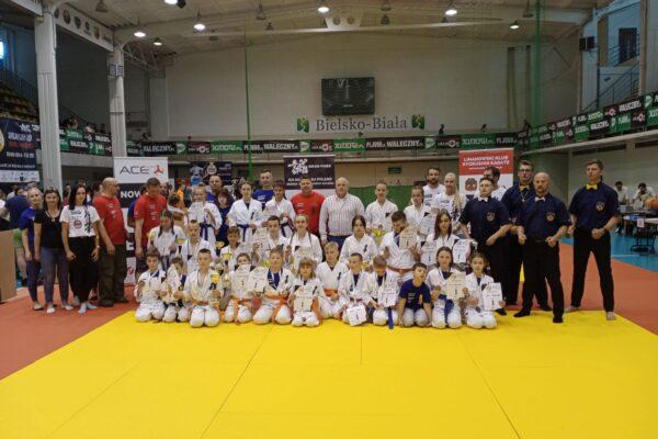 24 medale na III Pucharze Beskidów w Bielsku Białej