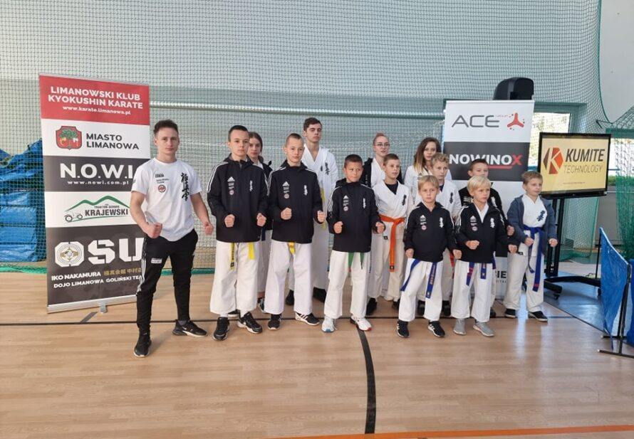 6 medali na VI Międzynarodowym Turnieju Skarżysko-Kamienna Cup 2021