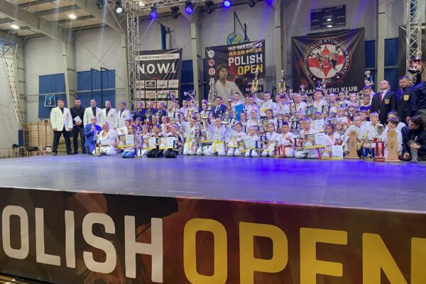 IKO Nakamura Polish Open 2021 – niesamowite widowisko Kyokushin w Limanowej!